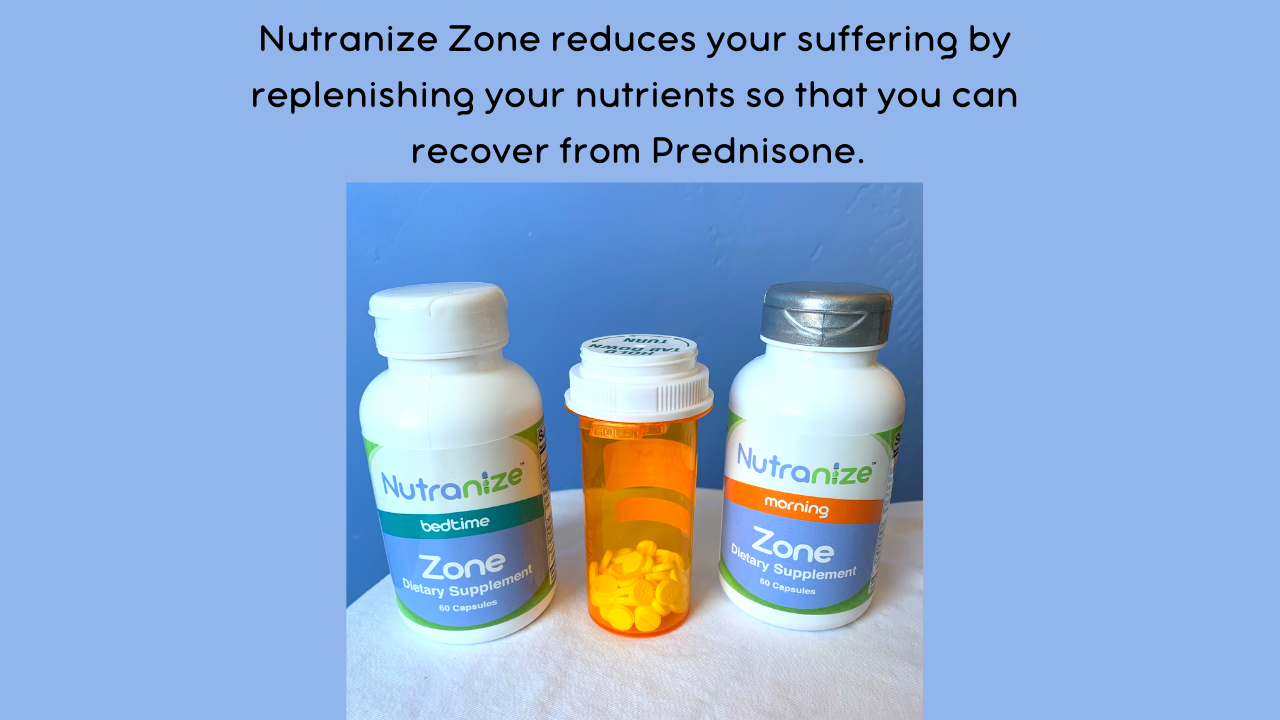 75+ Scientific Articles and Nutranize Zone Ingredients