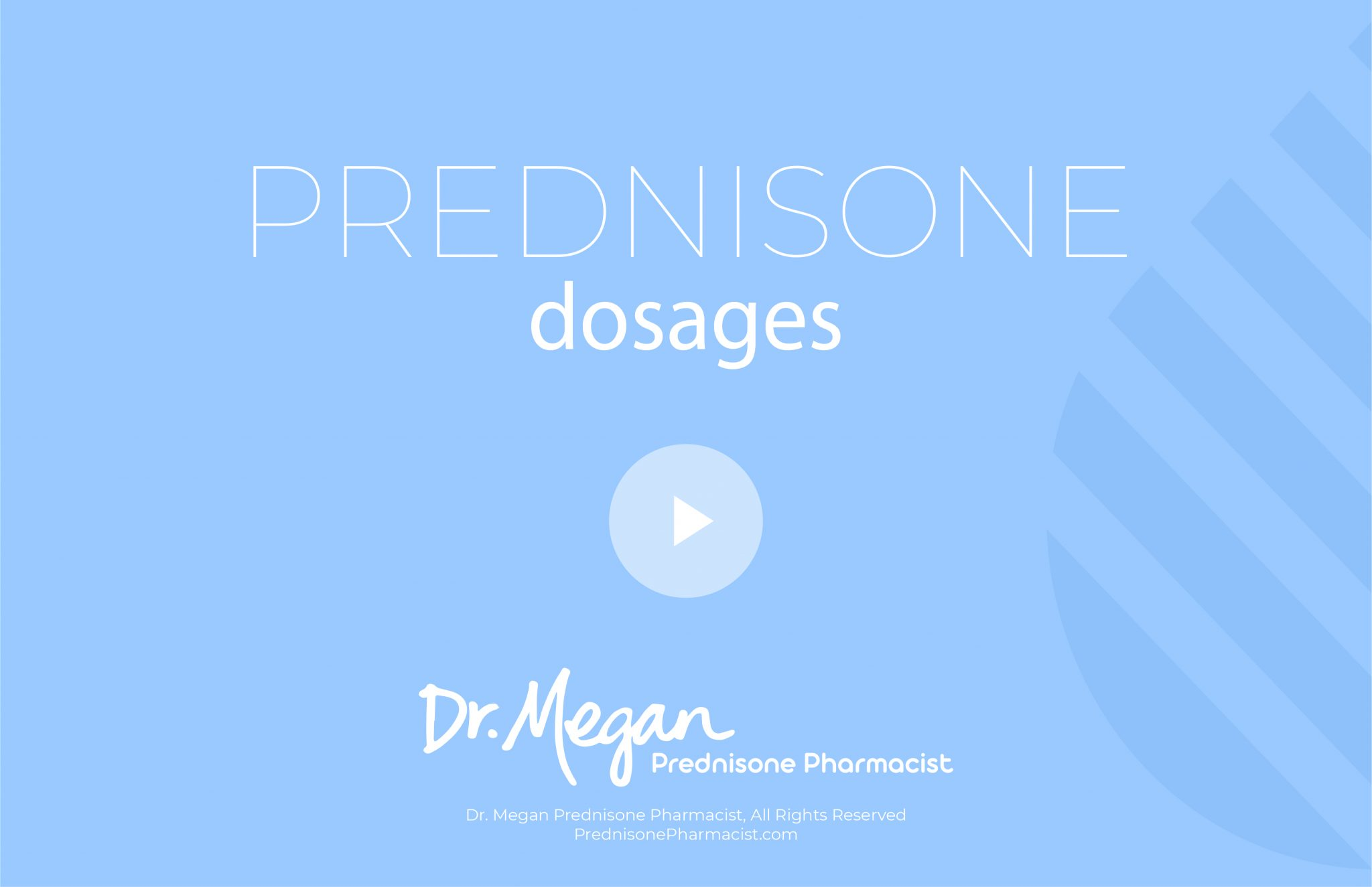 Prednisone Dose – Normal dosage for rheumatoid arthritis? Asthma?