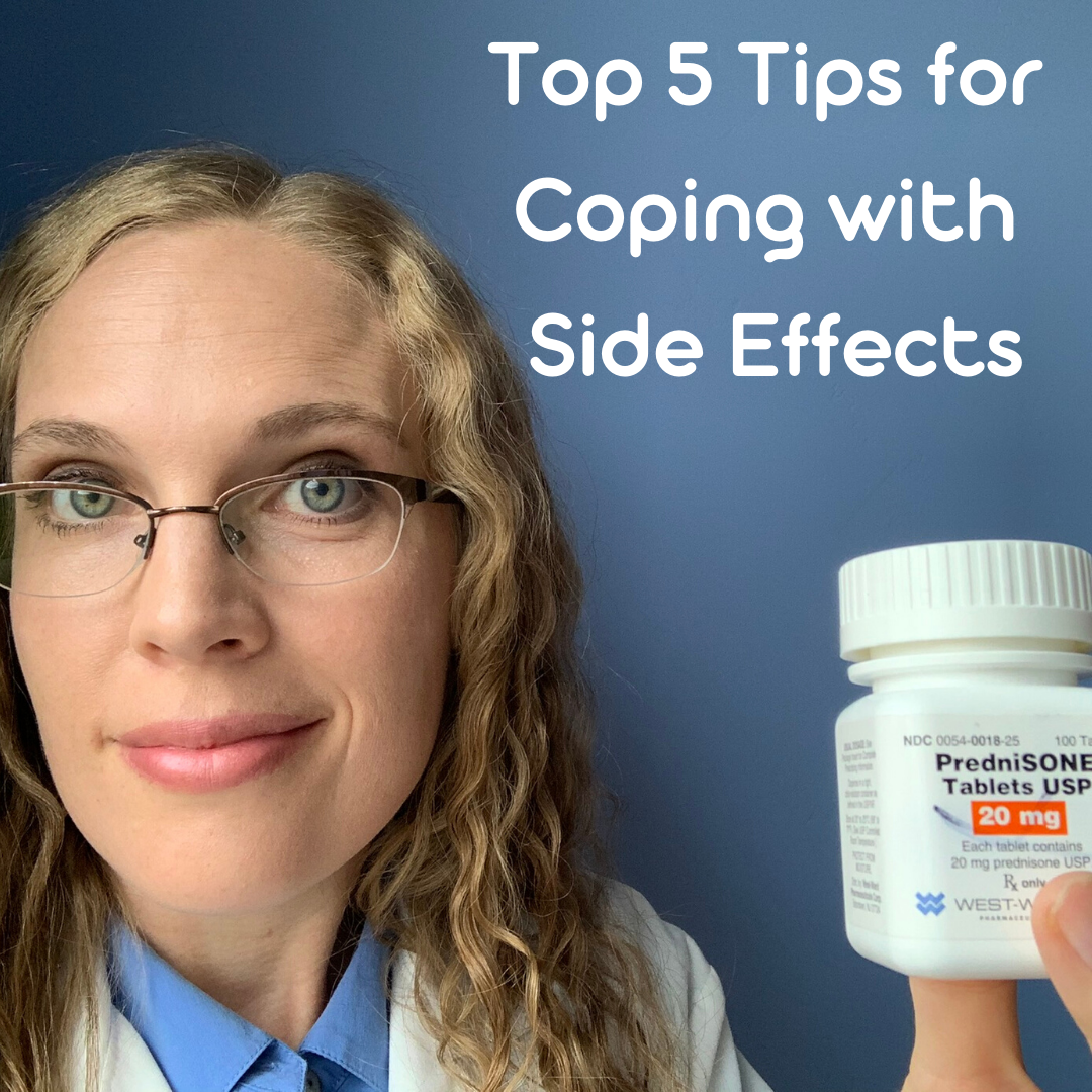 Top 5 Tips to Cope with Side Effects