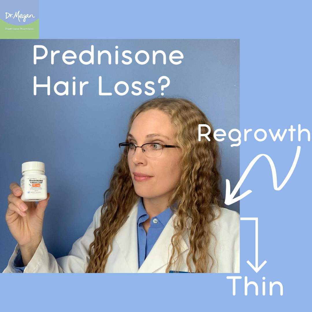 Does Prednisone Cause Hair Loss?