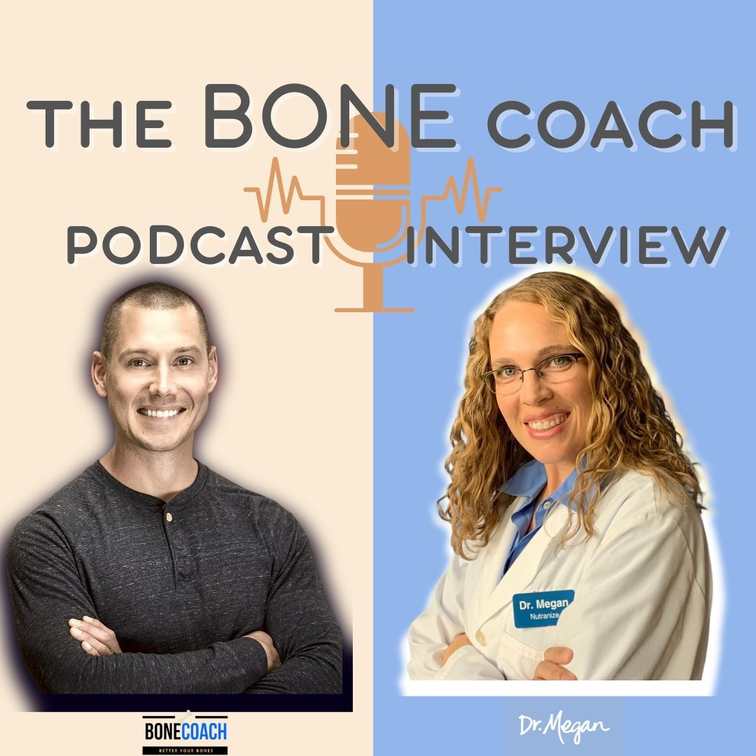 Bone Coach Podcast Interview: This Med Causes Bone Loss & Osteoporosis